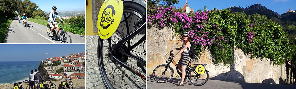 book an ebike tour in sintra
